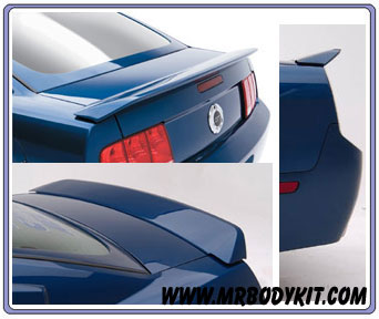 2005-2009 Mustang 3D Carbon 500 Wing (Paint Options)